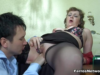 StunningMatures Clip: Emilia B and Rolf