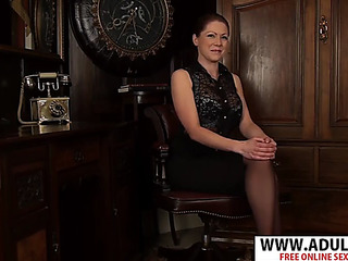 Flawless body stepmom miah croft riding dong well touching stepson