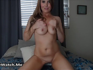 Muff ravaging mother i'd like to fuck blond squirting all over