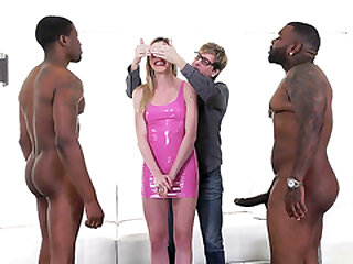 BBC And Anal For Anniversary - Anny Aurora At one's disposal Cuckold Sessions