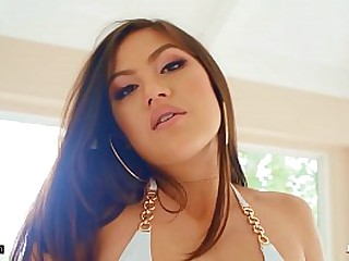 Rammed - Hot Asian Teen Gets Banged Anal