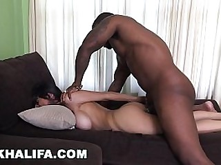 Mia Khalifa Fucked off out of one's mind Black Guy